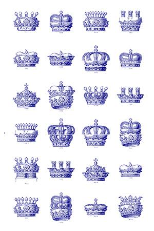 random crowns