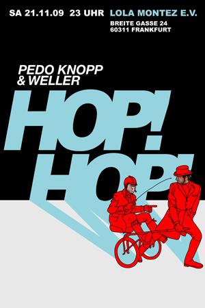 Hop Hop Flyer