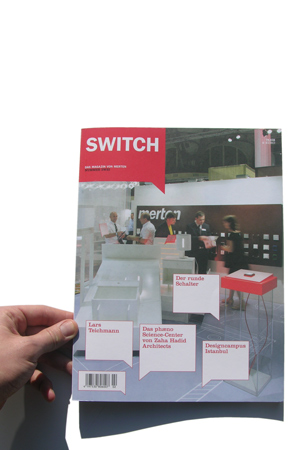 Cover Merten Switch Nr. 2