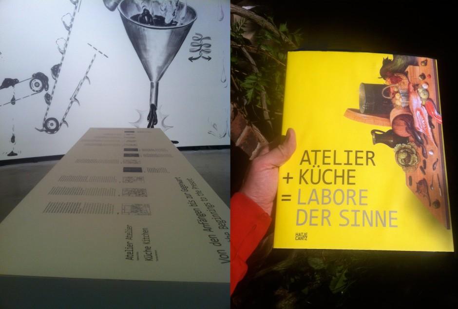 Timeline Ausstellung und Katalog