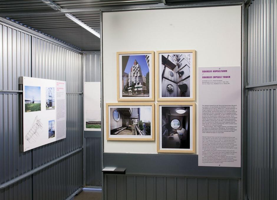 Blick in Container (c) Foto Hans Schröder MARTa Herford