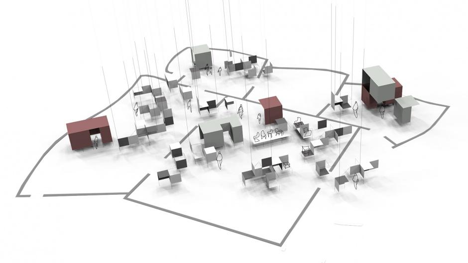 Struktur Ausstellung Rasch / Übersicht